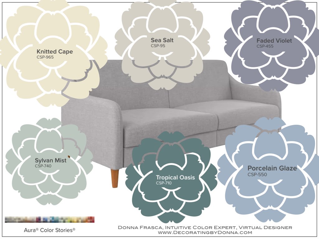 What Colors Go With Gray Furniture? Updated