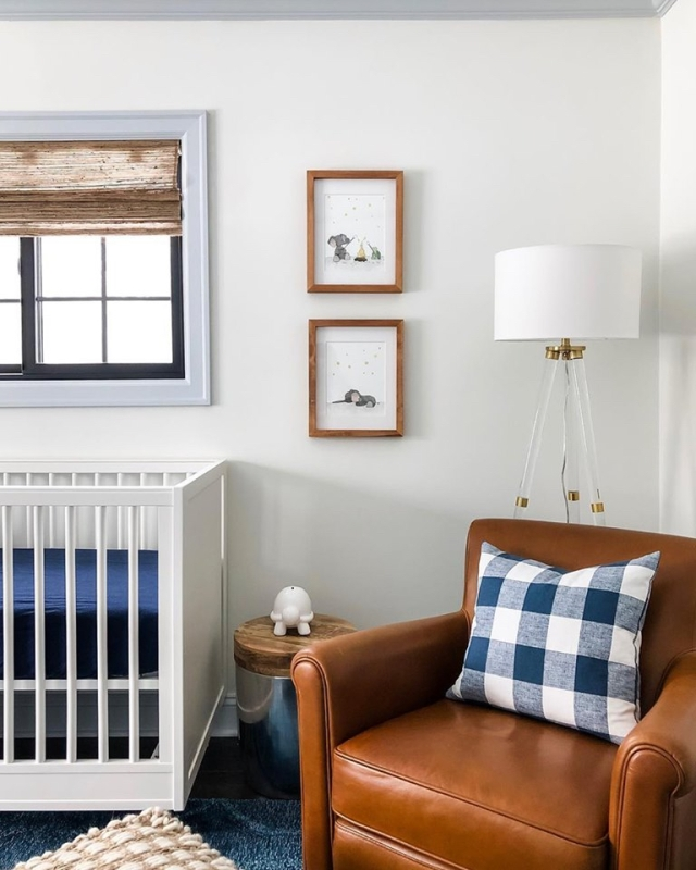 What color should a nursery be?