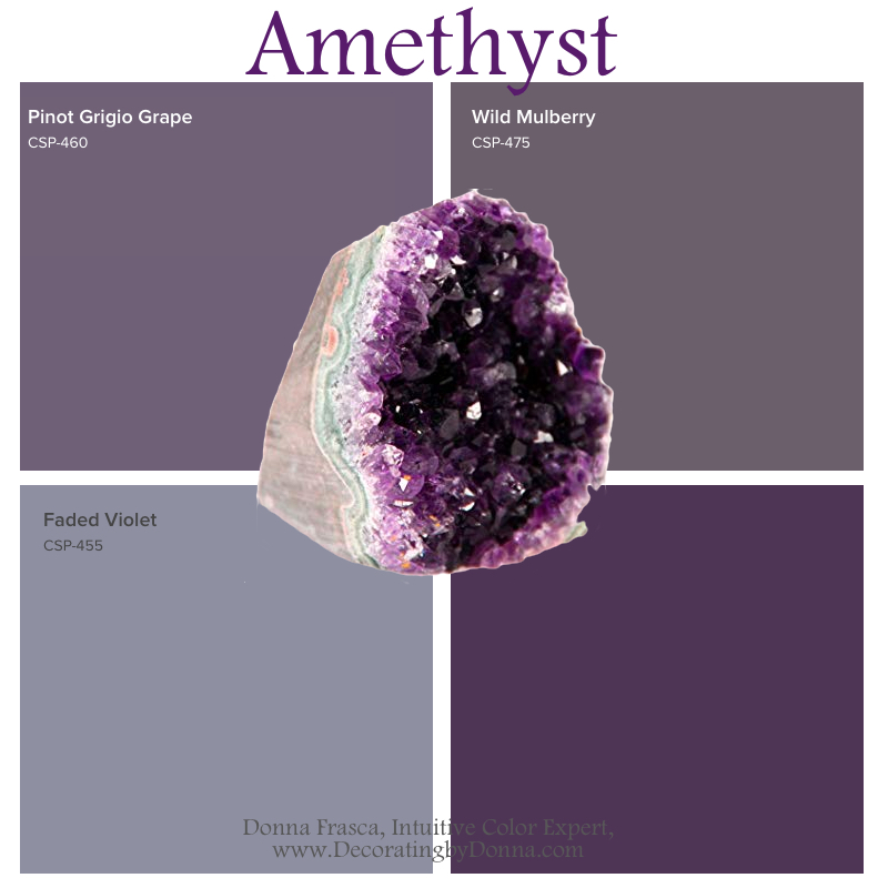 Bring Amethyst Into Your To Soothe On An Emotional, Spiritual and Physical Level