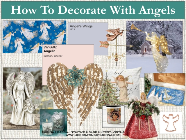 How To Decorate Your Home With Angels