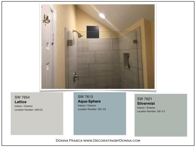bathroom color choices