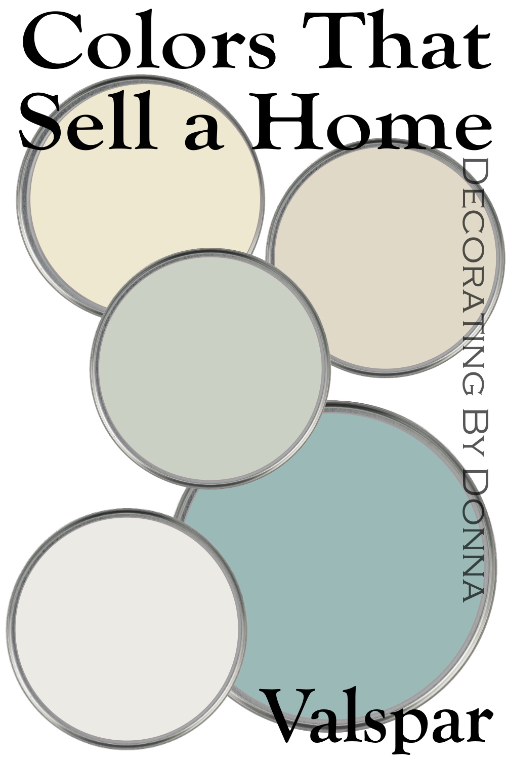 the best colors to make a home sell