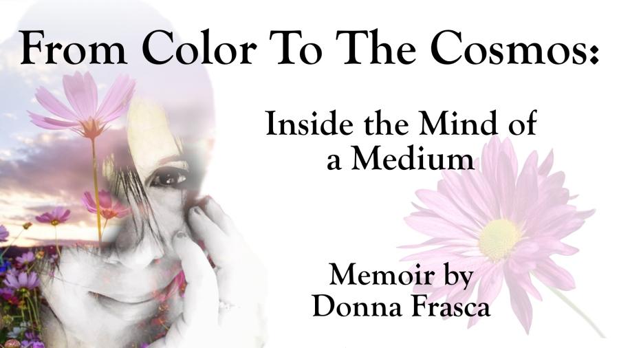 color to the cosmos book promo